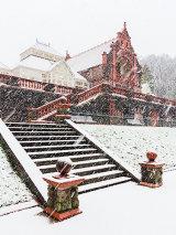 Belle Vue park, Newport City, Wales, UK