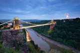 Clifton Suspension Bridge, Bristol City, England.