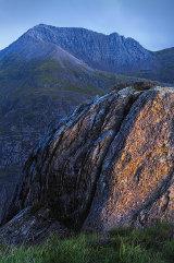 Crib Goch, Snowdonia, Wales