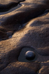 \Wet Rock, Dunraven Bay, South Wales.