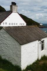 Porth Dinllaen, Morfa Nefyn, Llyn Peninsula, Wales.