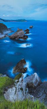 Coastline, southern England.