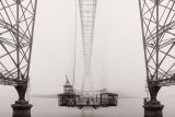 Transporter Bridge, Newport City, Wales.