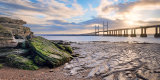 The Second Severn Crossing, RIver Severn, Wales, UK