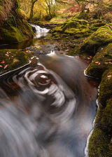 Small Fall, Brecon Beacons, Wales.
