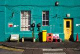 Telford Depot, Newport City, Wales, UK.