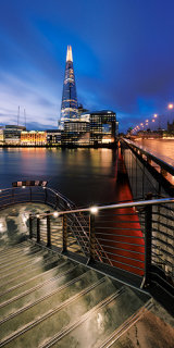 The Shard, London City, England, UK