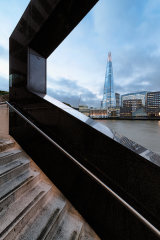 The Shard, London City, England, UK.