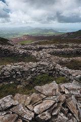 Tre r Ceiri fort, Yr Eifl, Llyn peninsula, Wales.