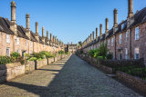 Vicars' Close, Wells City, England.