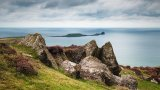 Worms Head, Gower, Wales.