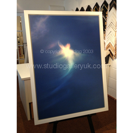 A0 Canvas Stretched & Framed