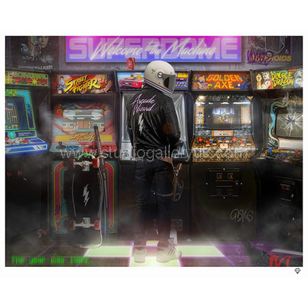 'Arcade Wizard' <span style=&quot;color:#9933ff;&quot;>AVAILABLE</span>