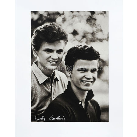 'E is for Everly Brothers'