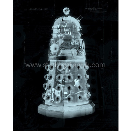 'Exterminate' <span style=&quot;color:#ff0000;&quot;>SOLD</span>
