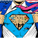 'Is It A Bird?' Superman SOLD