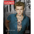 'James Dean' Tattoo Cover Series SOLD