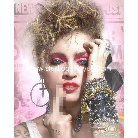 'Lucky Star' Madonna
