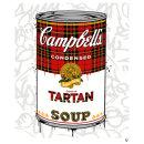 'Tartan Soup' SOLD