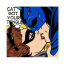 'Kiss II ~ Batman & Cat Woman'