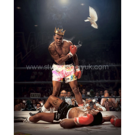 'Ali vs Liston' <span style=&quot;color:#ff0000;&quot;>SOLD</span>