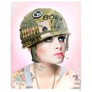 'Full Metal Twiggy' (Colour) SOLD