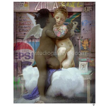 'Zola & Psyche' <span style=