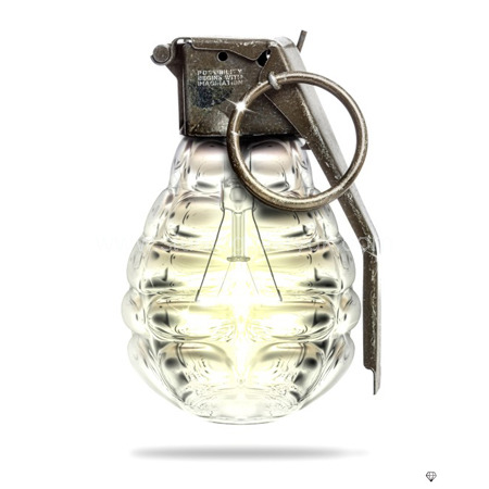 'Mind Grenade' <span style=&quot;color:#ff0000;&quot;>SOLD</span>