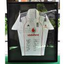 Signed England Cricket Team Shirt 2008