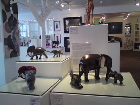 Bronze by Loet Vanderveen