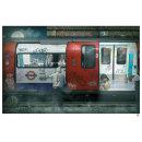 'London Tube' SOLD