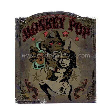 'Monkey Pop'
