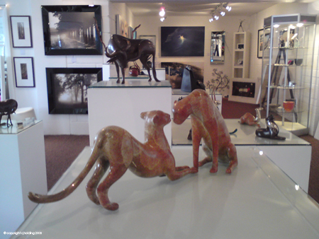 1st Anniversary Exhibition of The Studio Gallery, October 2008