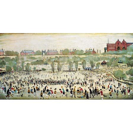 'Peel Park (Salford)' - Signed