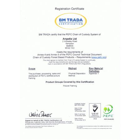 PEFC Accreditation
