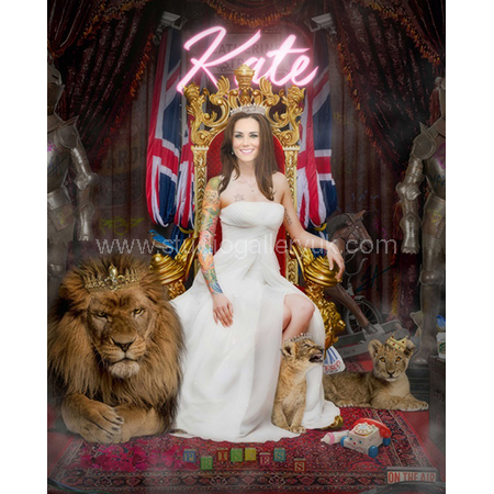 'Peoples Princess' Kate Middleton <span style=&quot;color:#ff0000;&quot;>SOLD</span>