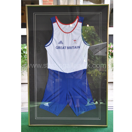 Steve Williams OBEOlympic Gold Beijing 2008