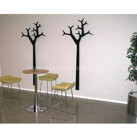 Tree Coatstand ~ Wall Mounted