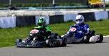 Round 3 of the IOMKRA kart championship 2014