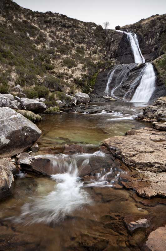 Ainort waterfall0022