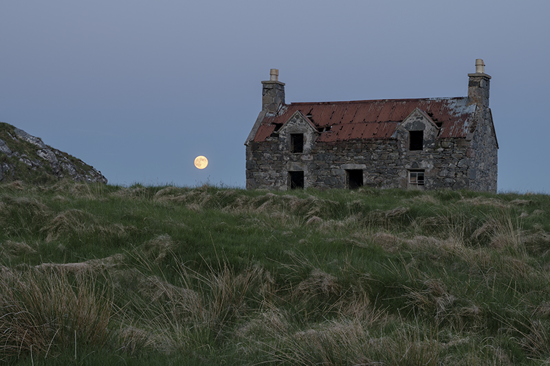Callanish moonrise 500129