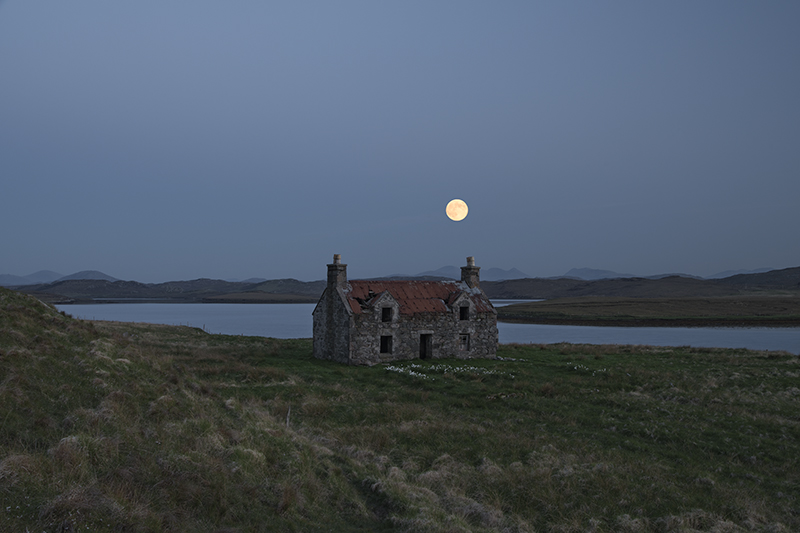 Callanish moonrise 500140