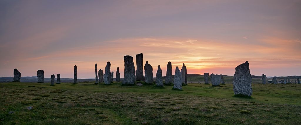 Callanish I sunset 500011-14