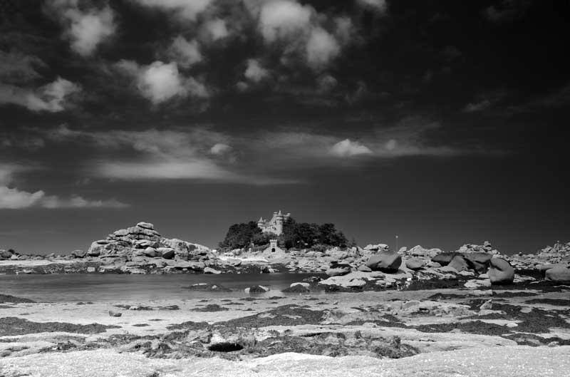 Chateau Coastaeres0108b&w