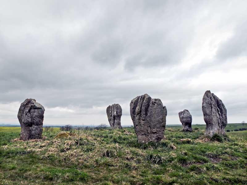 Duddo stone circle0029