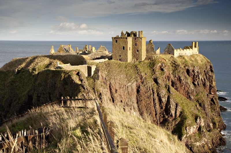 Dunnottar castle047