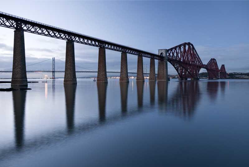Forth bridge night0012