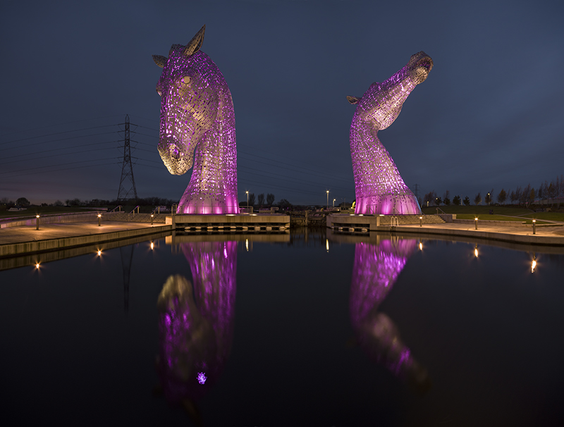 Kelpies night 500088-94