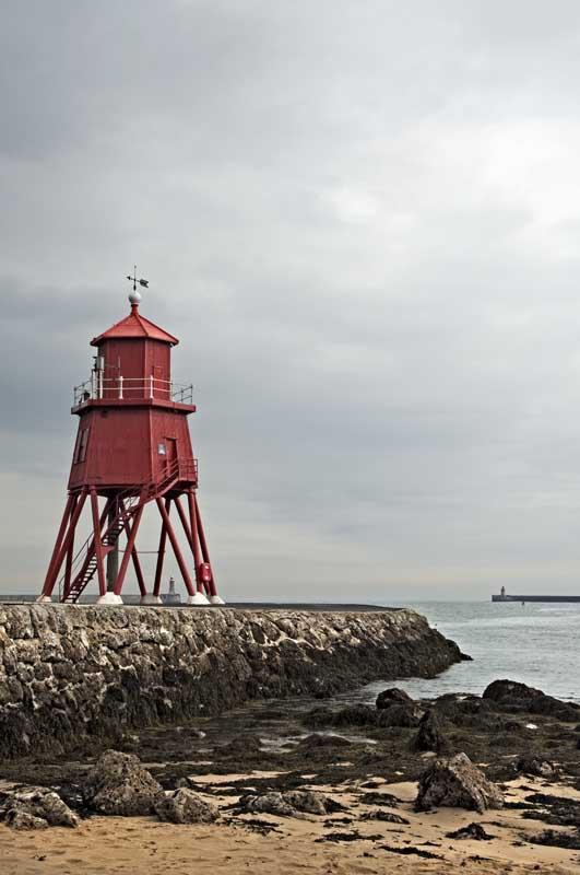Herd Groyne Lighthouse0037