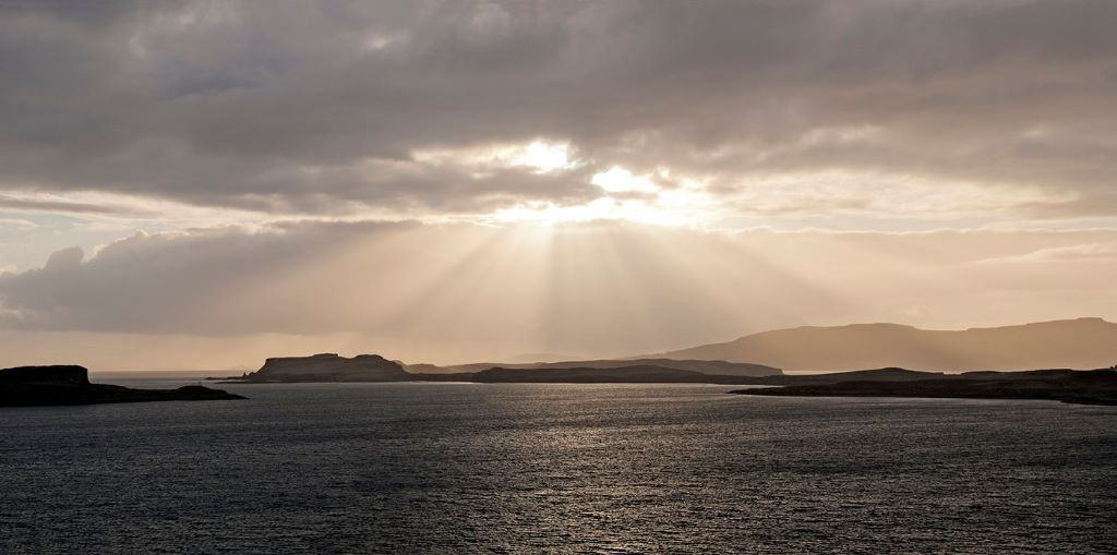 Sunset rays0095-96